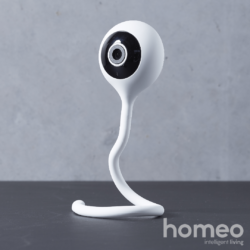Homeo WiFi baby kamera HD Smart Home - front