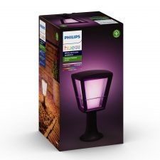 Philips Hue Econic White- &Amp; Color Piedestal - Sort