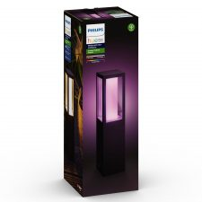 Philips Hue Impress Pedestal 2X8W - Sort