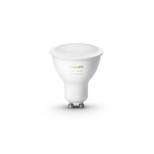 Philips Hue White Ambiance 5W Gu10 2-Pack