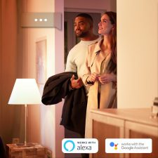 Philips Hue White 9W A60 E27 2-Pack