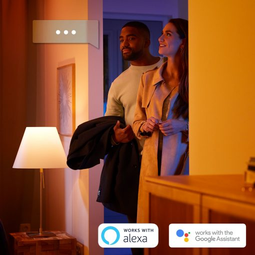 Philips Hue Fugato Single Spot 1X5.7W 230V - Hvid