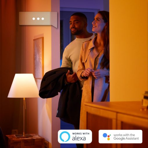 Philips Hue Color Ambiance 9W A60 E27 2 Pack