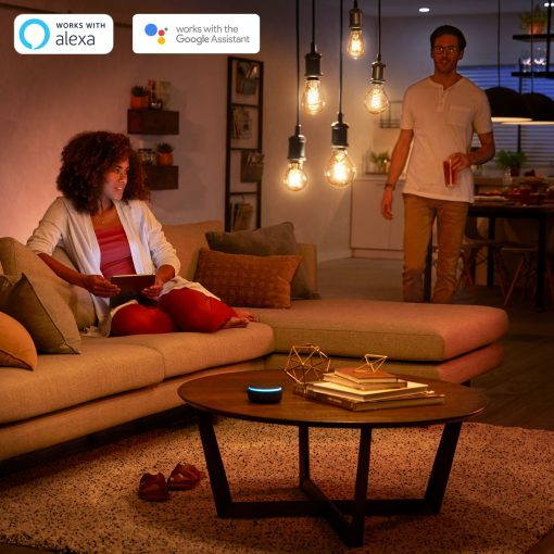 Philips Hue Filament Globepære Bt E27