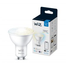 Wiz Led Gu10 Spot White 7,5W