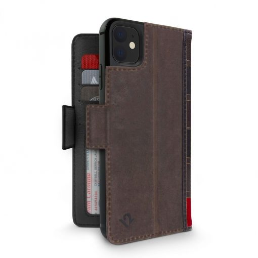 Twelve South Bookbook For Iphone 11 Brown