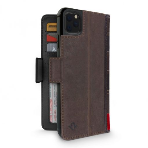 Twelve South Bookbook For Iphone 11 Pro Max Brown