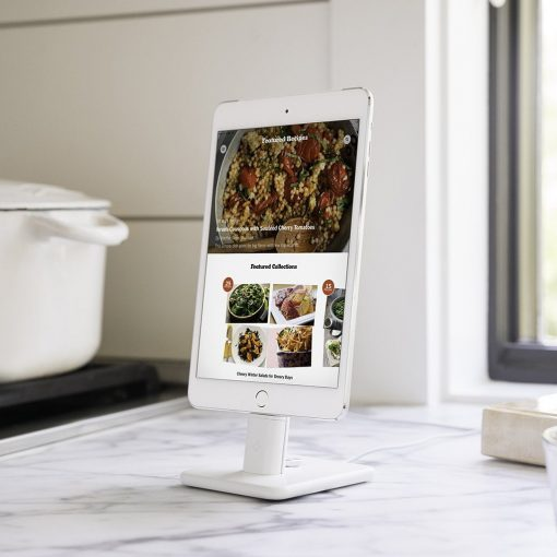 Twelve South Hirise Deluxe 2 - Newly Refined Version With Lightning & Micro-Usb Cable White