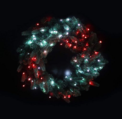 Twinkly 50Led Rgb Julekrans Special Edition