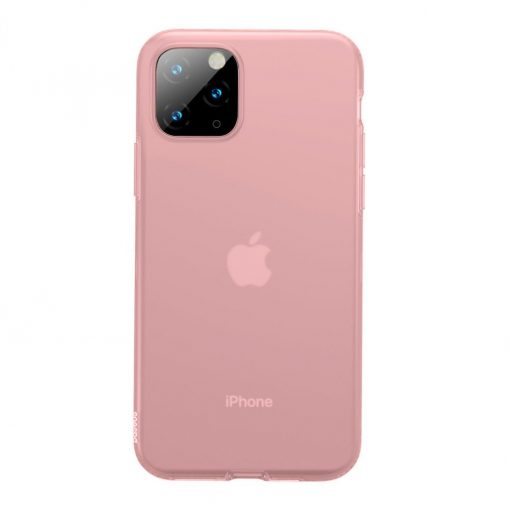 Baseus Silica Case For Iphone 11 Pro Max Pink