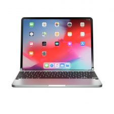 Brydge Pro Aluminum Keyboard For Ipad Pro 12.9&Quot; - Nordic Layout Space Gray