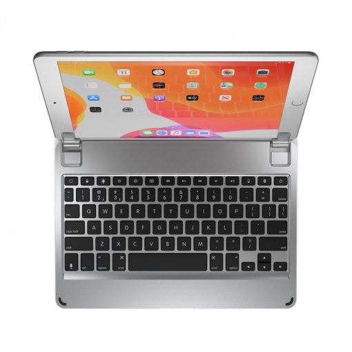 Brydge Aluminum Keyboard For Ipad 10.2&Quot; - Nordic Layout Space Gray