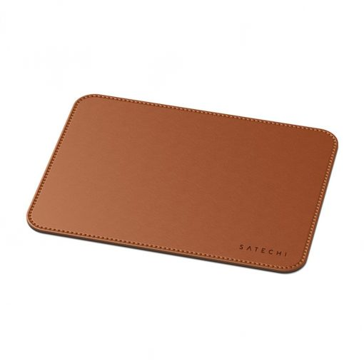 Satechi Eco-Leather Mousepad Brown