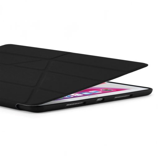 Pipetto Ipad 10.2&Quot; 2019 Origami Case Med Tpu Ryg - Rød