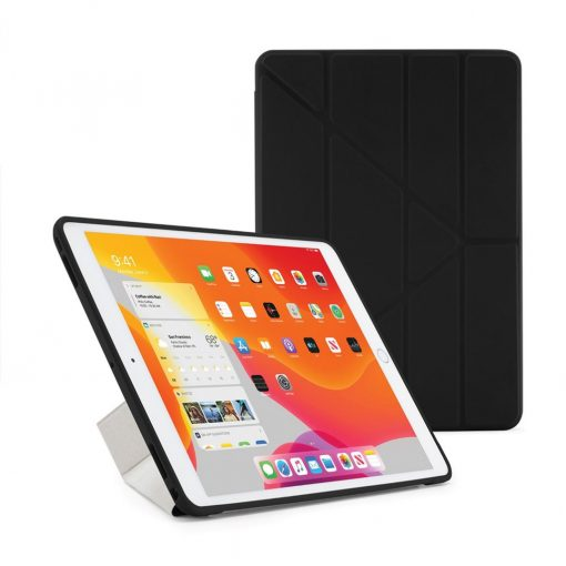 Pipetto Ipad 10.2&Quot; 2019 Origami Case With Tpu Back Black