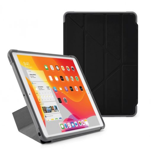 Pipetto Ipad 10.2&Quot; 2019 Origami Shield - Bulk Packed Black