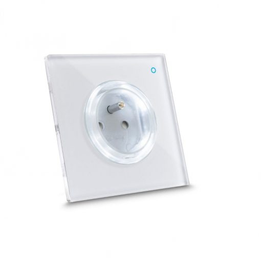 Iotty Smart Outlet -  The Smart Outlet That Innovates Your Home White