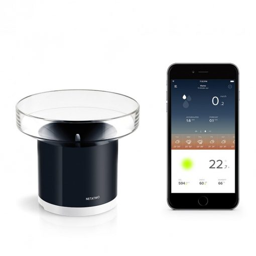 Smart Home Weather Station + Extra Rain Gauge