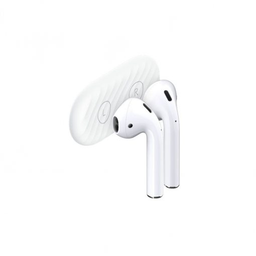 Airdockz - Magnetic Holder For Airpods White