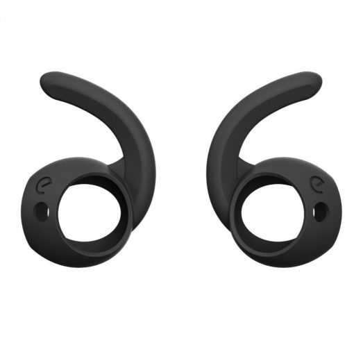 Earbuddyz - Ear Hooks For Airpods And Earpods Black