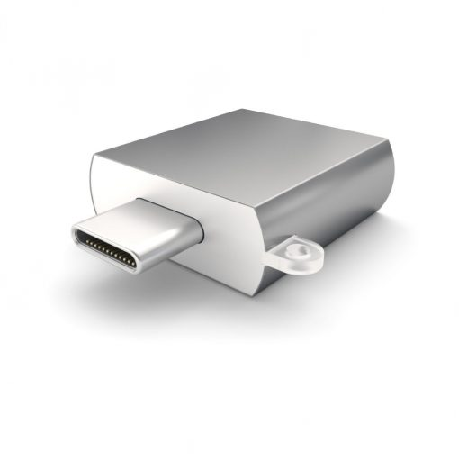 Satechi Usb-C Usb Adapter - Lav Din Mac Usb-C Port Til En Usb 3.0 Port - Space Grey