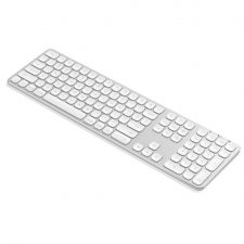 Satechi Wireless Keyboard For Up To 3 Devices - Us English Layout Space Gray