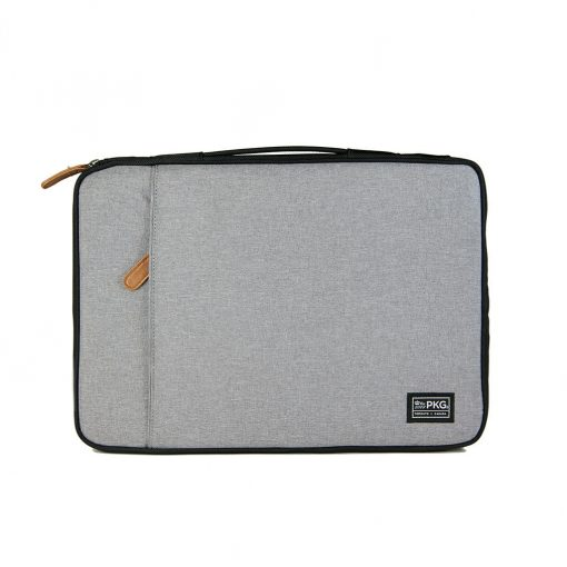 "Pkg Stuff Sleeve With Pouch For Macbook Pro 13"" Black"