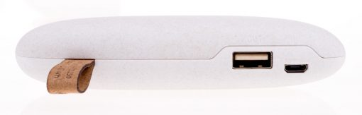 Greylime Power Stone, 2600 Mah Powerbank, Sandfarvet