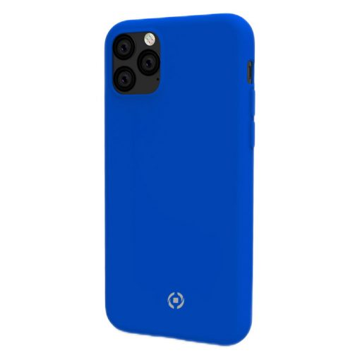 Celly Feeling Iphone 11 Pro Silikone Cover, Blå