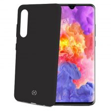 Celly Feeling Huawei P30 Silikone Cover, Sort