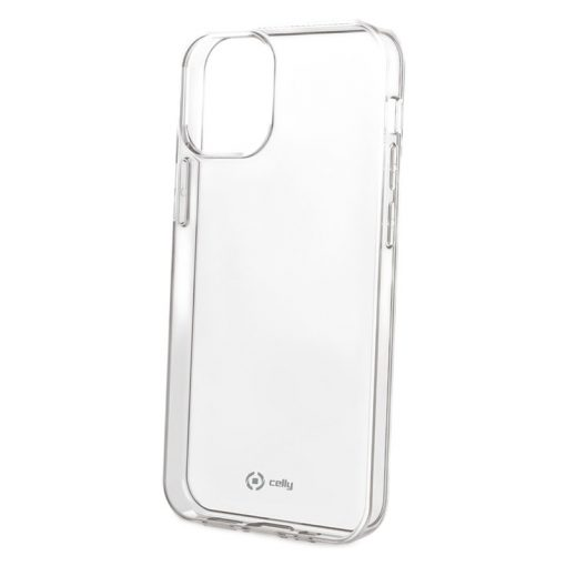 Celly Gelskin Iphone 12 Pro Max Soft Tpu Cover, Transparent