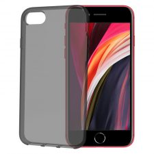 Celly Gelskin Iphone 6/7/8/Se Soft Tpu Cover, Sort