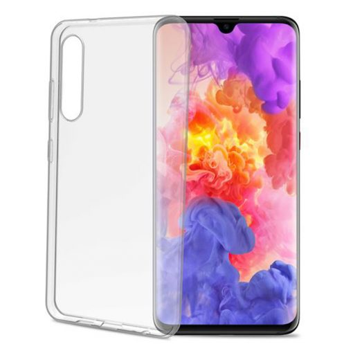 Celly Gelskin Huawei P30 Soft Tpu Cover, Transparent