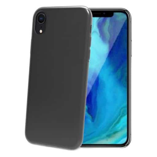 Celly Gelskin Iphone Xr Soft Tpu Cover, Sort