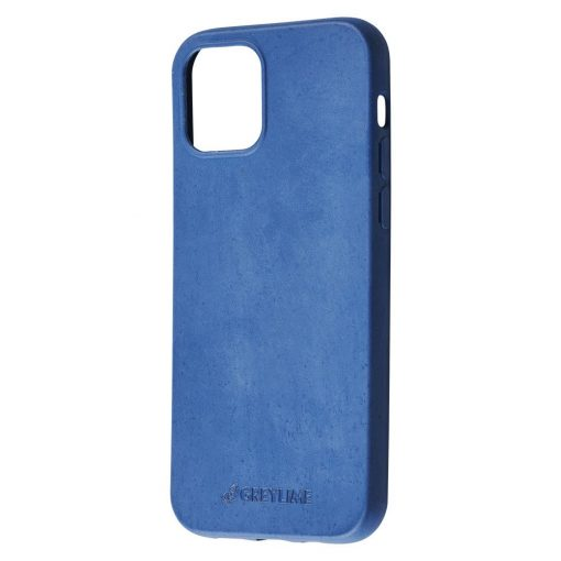 Greylime Iphone 12/12 Pro Bionedbrydelig Cover - Navy Blue