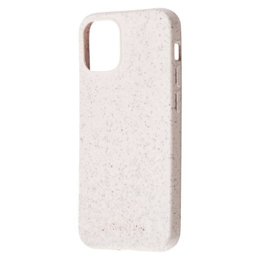 Greylime Iphone 12 Mini Bionedbrydelig Cover, Beige