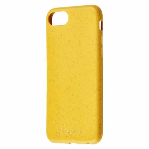 Greylime Iphone 6/7/8/Se Bionedbrydelig Cover, Yellow