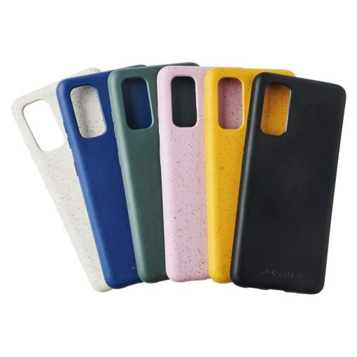 Greylime Samsung Galaxy S20 Bionedbrydelig Cover, Navy Blue