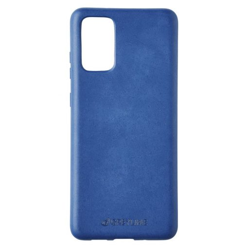 Greylime Samsung Galaxy S20+ Bionedbrydelig Cover, Navy Blue