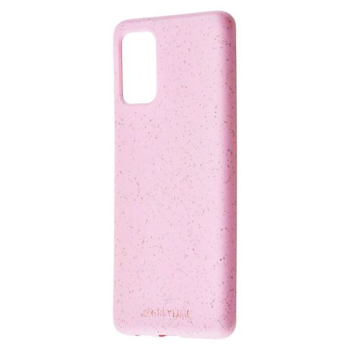 Greylime Samsung Galaxy S20+ Bionedbrydelig Cover, Pink