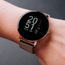 Forever Forevive Sb-320 Smartwatch, Rose Gold