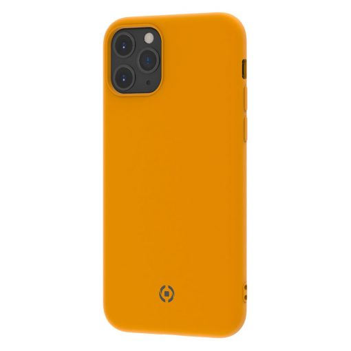 Celly Leaf Iphone 11 Pro Tpu Cover, Gul