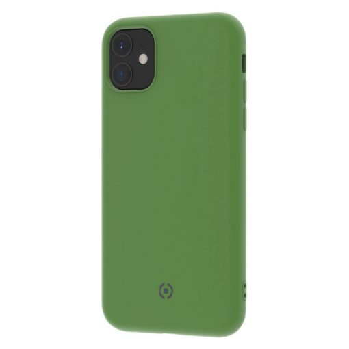 Celly Leaf Iphone 11 Tpu Cover, Grøn