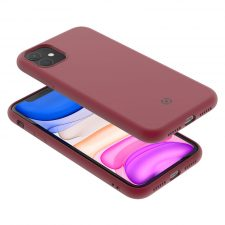 Celly Leaf Iphone 11 Tpu Cover, Rød